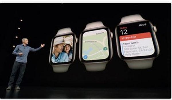 Apple Watch Series 4心电图功能暂时无法使用,仅限美国!