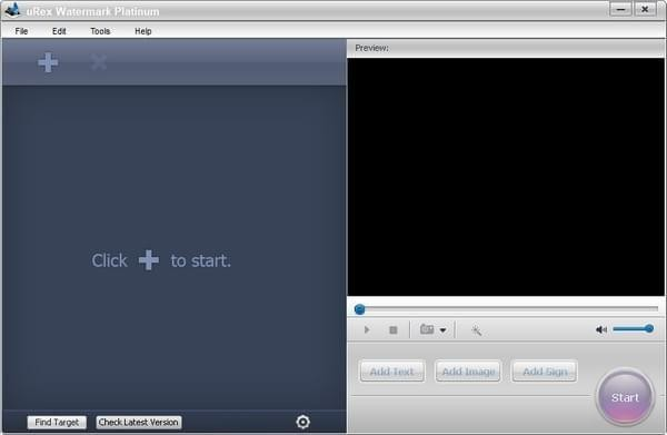 uRexVideomarkPlat视频ps输出图片