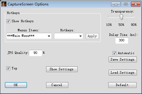 CaptureScreen