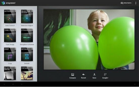 安利一款强大的修图软件Snapseed:操作简单