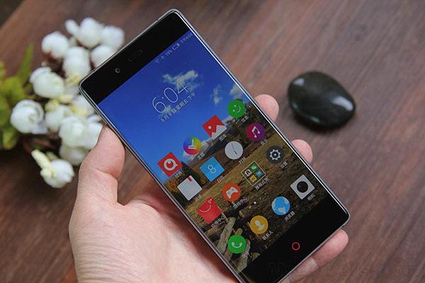 史上屏占比最高LCD旗舰!努比亚X首发评测:前后双屏+正面彻底解放