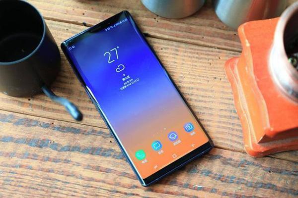 三星Galaxy Note9:用户最期待的旗舰机!经典依旧 性能全面体验