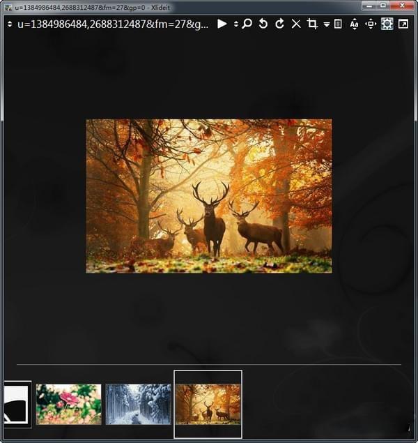 Xlideit Image Viewer(图片查看器) V1.0.181109 官方安装版