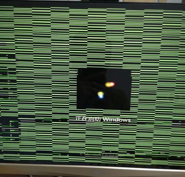 驱动哥经验谈:电脑花屏是显示器问题还是显卡问题?