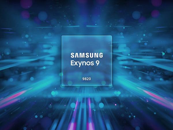 三星Exynos 9820正式发布:采用8nm制程,支持8K拍摄!