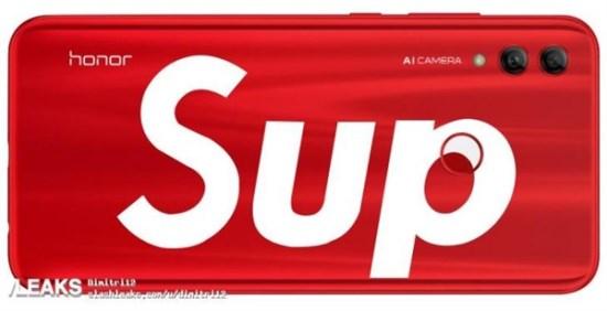 荣耀10青春版和supreme