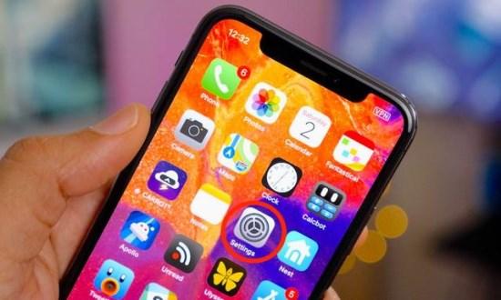 iPhone面部识别