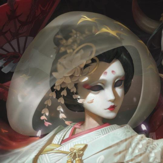 第五人格红蝶新皮肤白无垢曝光:糟糕,是骗氪的感觉!