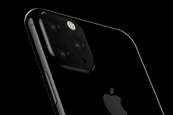 华尔街日报:2019年苹果有3款 最贵款配三摄像头