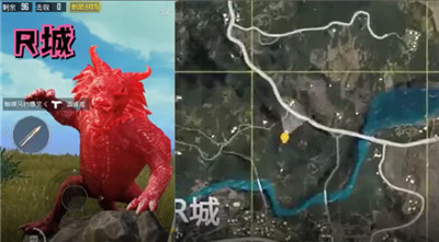 年兽地图位置分享