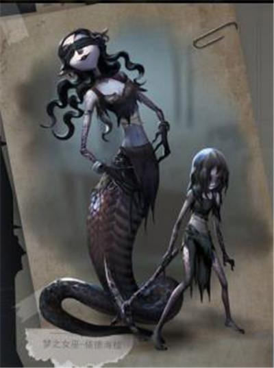 第五人格新监管者梦之女巫值得抽吗?