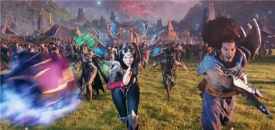 英雄联盟新赛季宣传CG《觉醒》你看了吗?
