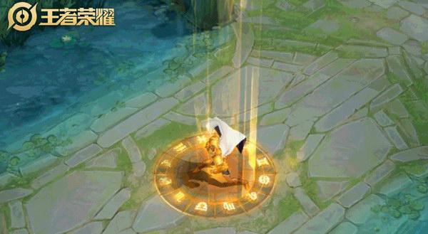 王者荣耀达摩黄金狮子座多少钱 黄金狮子座达摩皮肤动态效果图7