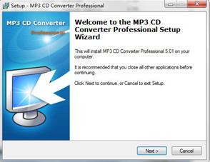 MP3-CD converter 3.02 注册机