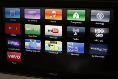 新款Apple TV机顶盒