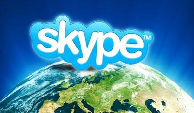 Skype中国
