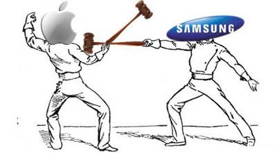 苹果三星专利战争