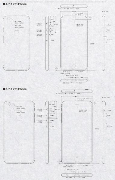 iphone6设计图纸