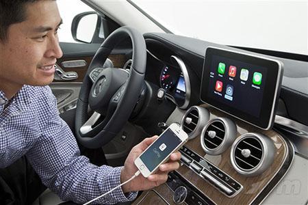 CarPlay的运用