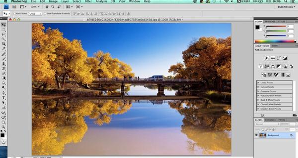 PhotoShop CS4 V11.0.0.0 MAC版