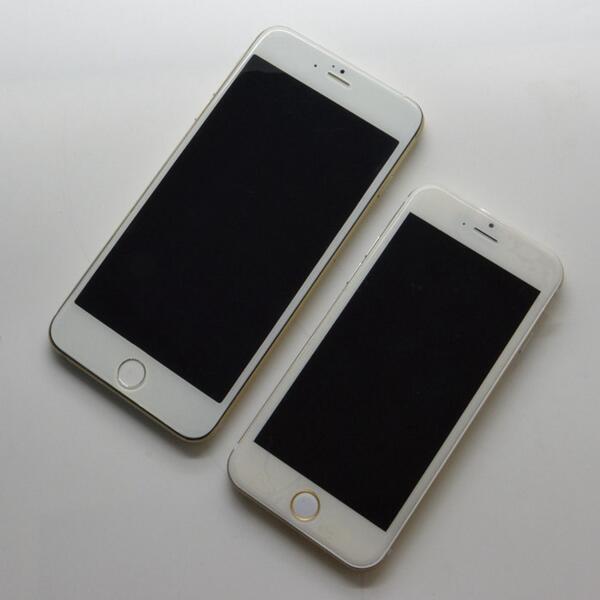 iPhone 6正面照