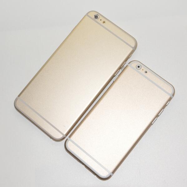 iPhone 6反面照