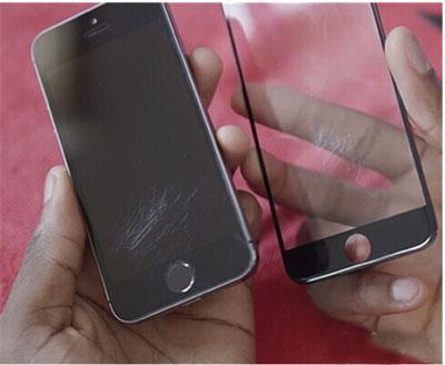 iPhone 6显示屏保护玻璃