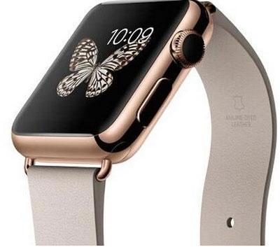 Apple Watch可跟踪用户行踪?