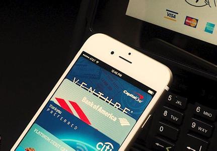 Apple Pay闯入市场:有多少人熟知?