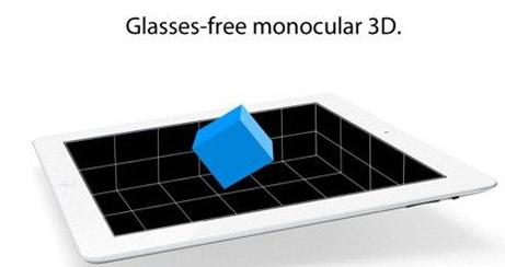 裸眼3D显示屏