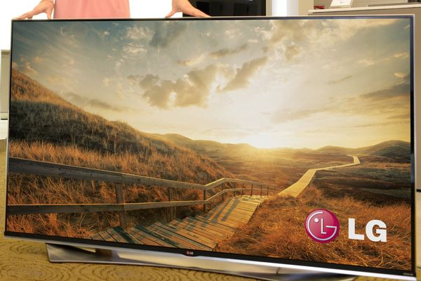 LG 4K电视