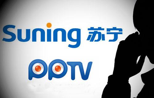 苏宁操盘PPTV