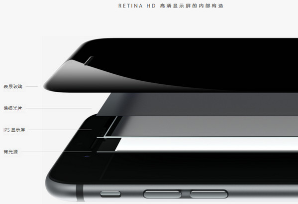 iphone7概念机大猜想!放弃IPS采用OLED屏幕