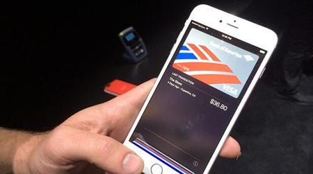 Apple Pay移动支付服务