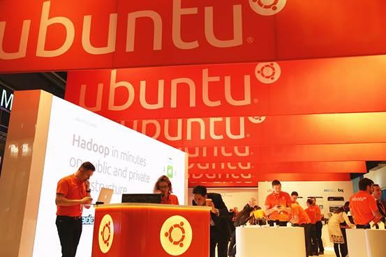 Ubuntu 展台一览
