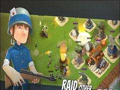 海岛奇兵模拟进攻的方法