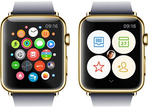 苹果公司产品Apple Watch