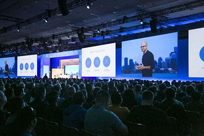 微软全球开发者大会