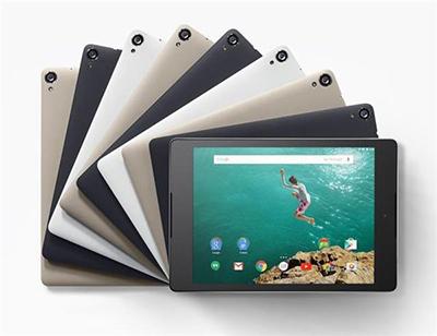 谷歌手机Nexus 9