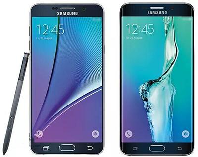 三星Galaxy Note5/S6 Edge+配置完全曝光