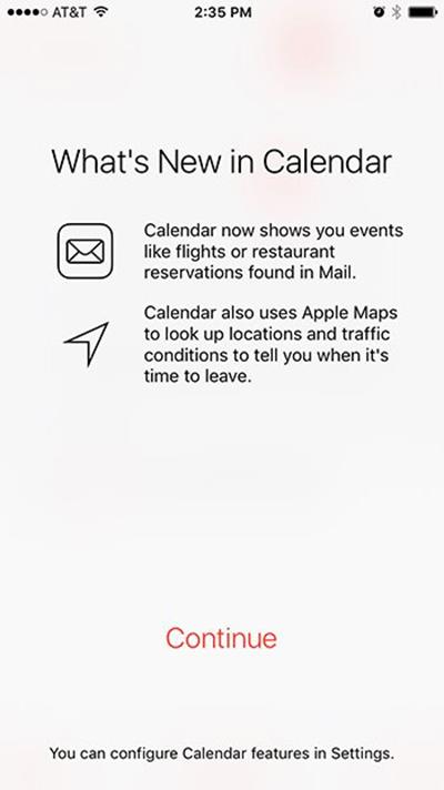 苹果iOS9公测版Beta3更新汇总