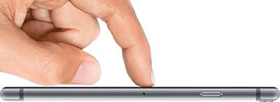 苹果iPhone6s配置Force Touch着重快捷操作