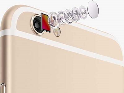 苹果iPhone6s摄像头或加前置闪光灯