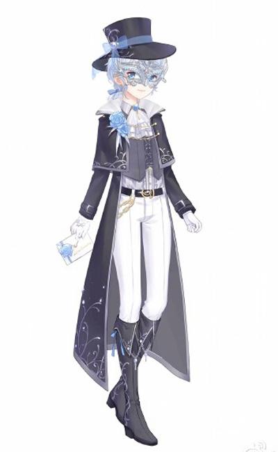 奇迹暖暖怪盗蓝宝石套装介绍与获得方法