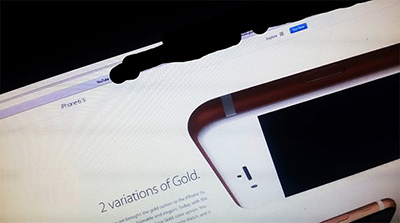 iPhone6s/6s Plus现身官网