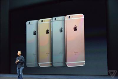 2015苹果秋季发布会