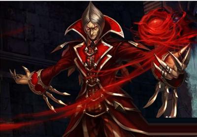 英雄联盟lols5吸血鬼天赋符文加点图