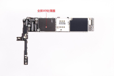 iphone6s主板透视壁纸